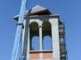 Nakrycie wieży lipiec 2016